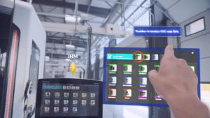 réalité augmentée en usine