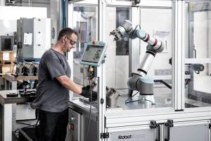 robots collaboratifs industriels